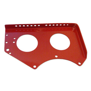 Farmall Super A Seat Support Bracket - Left 51181D