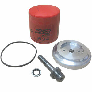 Farmall Super A Spin-On Oil Filter Adapter Kit 538828R91KIT