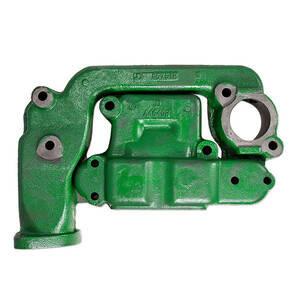 John Deere 60 Intake and Exhaust Manifold A4640R
