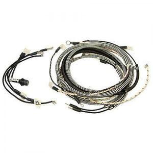 farmall super c wiring harness kit r6561 rh yesterdaystractors com Farmall Super C Alternator Conversion Farmall Super C Parts
