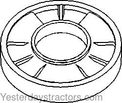 discount tractor parts and manuals for older and antique tractors Farmall Magneto Diagram part no 104655c1 97 83