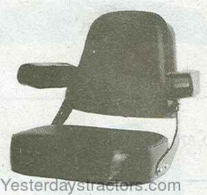 R1134 Seat Assembly R1134