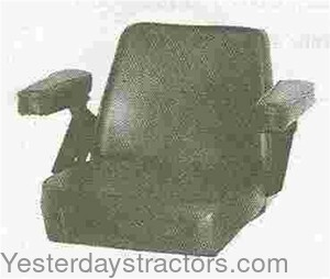 Oliver 1650 Seat Assembly R1151