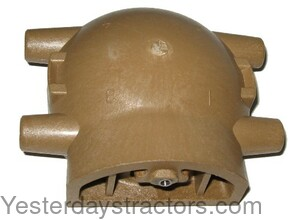 Ford Distributor Cap with Pertronix Coil Modification