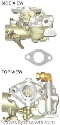 farmall 140 carburetor 12911