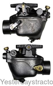 ford 600 rebuilt carburetor 1306 carb. Black Bedroom Furniture Sets. Home Design Ideas