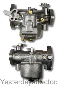 Carburetor, Rebuilt