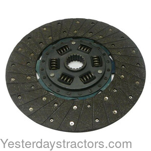 Oliver White 2 78 Clutch Disc 160971AS