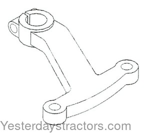 Oliver 1555 Steering Arm 161424A