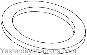 Massey Ferguson 204 Planetary Thrust Washer 180414M1