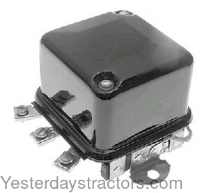Massey Ferguson 165 Voltage Regulator 182548M92