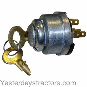 Allis Chalmers D21 Key Switch