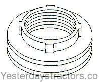 2370DBX Water Pump Pulley Flange 2370DBX