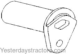 ford tractor axle yesterday s tractors 1953 Ford Jubilee Manual
