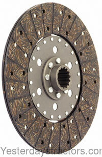 Oliver 1355 Clutch Disc 30-3041107