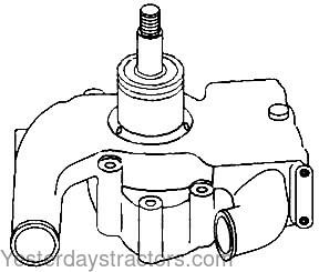 Massey Ferguson 85 Tractor Parts Diagram