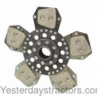 Oliver White 2 60 Clutch Disc 31-2904845