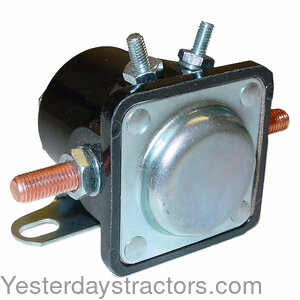 ford naa starter solenoid  12-volt