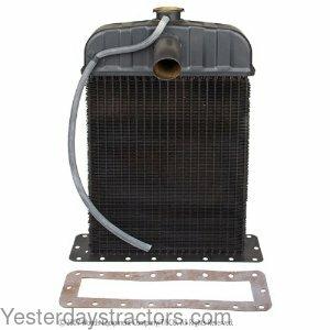 1949 international cub wiring diagram farmall cub radiator - 351878r92