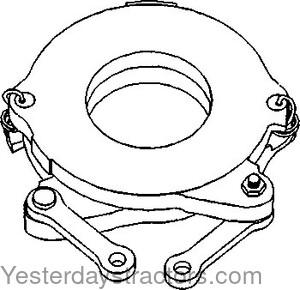 discount tractor parts and manuals for older and antique tractors John Deere Bagger Parts Diagram part no 364834r91 258 60