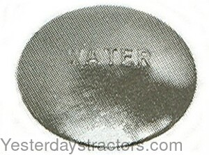 Farmall Super A Radiator Cap 43983D