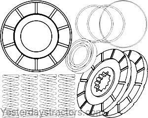International 806 Wiring Diagram