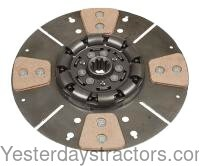 Farmall 350 Clutch Disc 384633R91