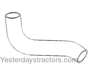 Massey Ferguson 165 Radiator Hose Lower 520646M1