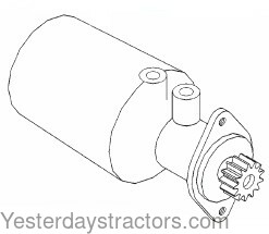 Mf 35 Tractor Schematic