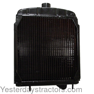 Farmall Super A Radiator 58124DBX