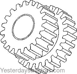 allis chalmers tractor gear yesterday s tractors Farmall H Electrical Diagram