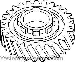 allis chalmers tractor gear yesterday s tractors Farmall Cub Magneto Information