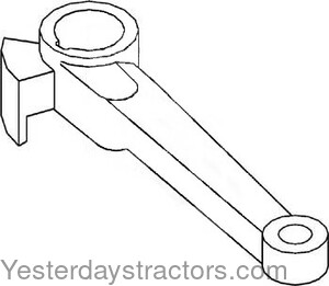 Allis Chalmers 200 Steering Arm 70245867