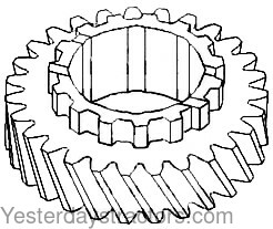 allis chalmers tractor gear yesterday s tractors Farmall Cub Magneto Wiring-Diagram