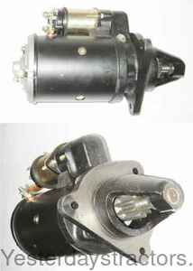 Allis Chalmers 6080 Starter Assembly 70273901