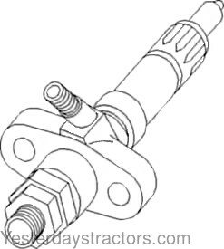 Allis Chalmers 7000 Injector 74007968-R
