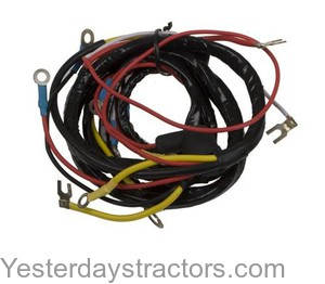 8n ford tractor wiring harness 8n image wiring diagram ford 8n 9n 2n tractor wiring harness yesterday s tractors on 8n ford tractor wiring harness