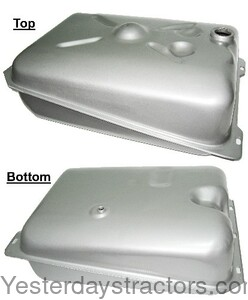 Ford 9N Gasoline Fuel Tank 9N9002