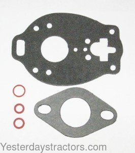 9N 2N 8N Ford Tractor Lower 3-Point Pin Support Plate Gasket 9N523B