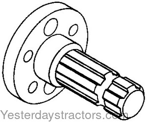 pto for john deere tractors yesterday s tractors John Deere L120 PTO Diagram