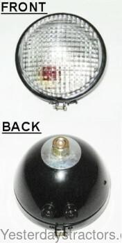 john deere work tail light for john deere 50 60 70. Black Bedroom Furniture Sets. Home Design Ideas