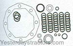 John Deere 2130 Hydraulic Pump Seal Kit S-AR98993