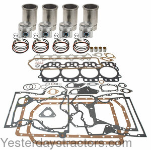 BEKA1128LCB Basic Engine Kit - Less Bearings BEKA1128-LCB
