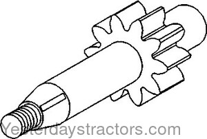 3930 New Holland Steering Parts