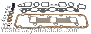 Ford 6600 Upper Gasket Set CFPN6008C