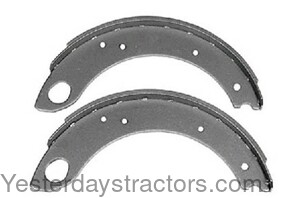 Ford 2000 Brake Shoe with Bonded Lining D9NN2218AA