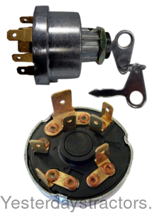 Wm E Nn N Ab on Ford 4000 Tractor Ignition Switch