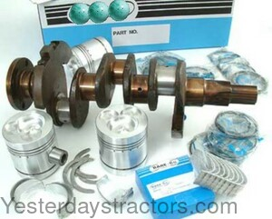 EKMC40 Major Overhaul Kit with Crankshaft EKMC40