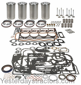 Massey Ferguson 165 Engine Overhaul Kit EOK1467D-LCB