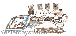 EOKF1580GLCB Engine Overhaul Kit EOKF1580G-LCB